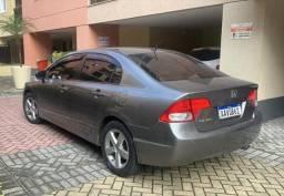 Honda Civic LXS Aut 2009  Entr+Parc R$581,44