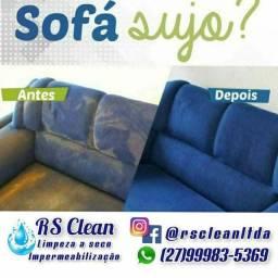 Limpeza de sofa colchão tapetes Vip Automotivo