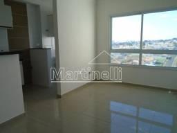 Apartamento para alugar com 1 dormitórios em Jardim florida, Ribeirao preto cod:L26575