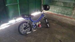 Título do anúncio:  Mobilete bikilete Scooter moto