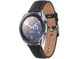Smartwatch Samsung Galaxy Watch 3 LTE Prata - 41mm 8GB ou 12X R$ 110,95