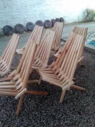 Título do anúncio: Cadeira espreguiçadeira