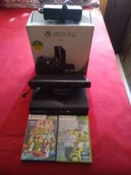 Título do anúncio: Xbox 360 original semi novo completo