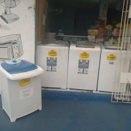 Máquinas de Lavar (Revisadas e Higienizadas)