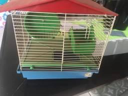 Casinha/ Gaiola para rato