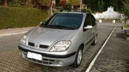 Renault Scenic Previlege ano 2010 1.6 com GNV 22 m³ - 2010