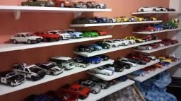 Coleção carros miniatura 1:24