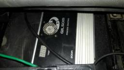 Fonte 200ap e bateria 120ap