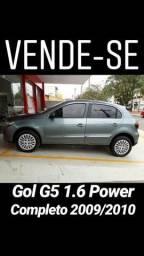Gol power 1,6 completo 2009/2010 - 2009