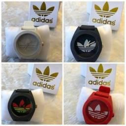 11fe30b56a9 Relógios Adidas Modelos Masculinos e Femininos- Aceitamos Cartões