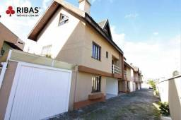 Sobrado triplex com 3 dormitórios à venda por r$ 596.000 - boa vista - curitiba/pr