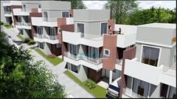 Sobrado com 3 dormitórios à venda, 147 m² - campo comprido - curitiba/pr