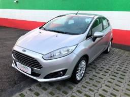 New Fiesta Titanium 1.6 Flex Automático, Top de Linha. Lindo Carro! - 2014