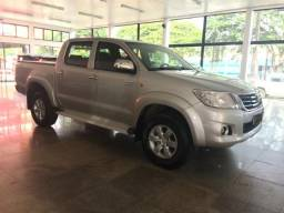 Toyota Hilux SR 2.7 Flex Automática - 2014