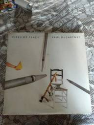 LP Paul McCartney - Pipes of Peace - Nacional