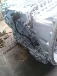 Cambio Volvo I-Shift a base de troca