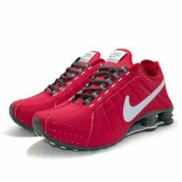 0153011a1a Usado, Nike shox original Novo na caixa o unico com1 ano de garantia  comprar usado