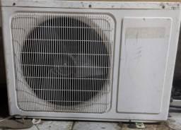 """Ar condicionado. Condensador""""condensadora"""""""