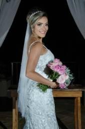 Vestido de noiva comprar usado  Curitiba