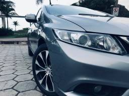 Honda Civic LXR 2.0 15/16 automático -flex