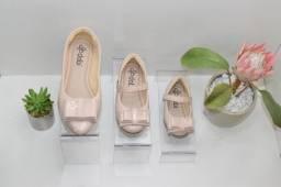 Sapatos mãe & filha - loja dabi