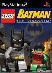 Jogo Batman Lego Playstation 2