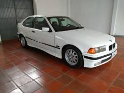 BMW Compact 318i 95 impecável Colecionador Audi Alfa Mercedez Benz - 1995