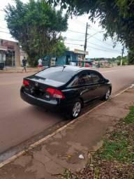 Civic 2009 1.8 lxs automático - 2009