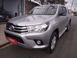 Toyota Hilux CD SR 2.7 flex Completa 2017 Segundo Dono! 30000km - 2017