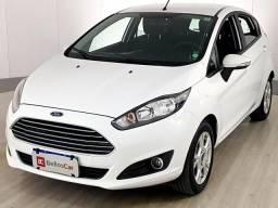 Ford Fiesta SEL 1.6 16V Flex Mec. 5p - Branco - 2017 - 2017