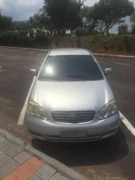 Urgente - Vendo Corolla 2003, 1.6 automático - 2003