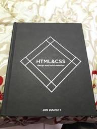Livro HTML & CSS de Jon Duckett