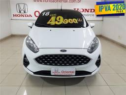Ford Fiesta 1.6 tivct flex se plus powershift - 2018