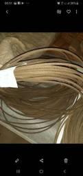 Vendo cabos de aço 10mm $ 5,00 o metro