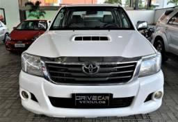Toyota hilux 2015 3.0 std 4x4 cd 16v turbo intercooler diesel 4p manual - 2015