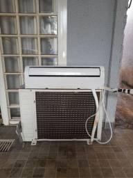 Ar condicionado Electrolux 7mil BTUs instalado