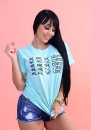 T-shirt ? Lindas disponíveis