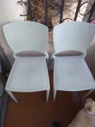 2 Cadeiras Tramontina Sofia Verdes
