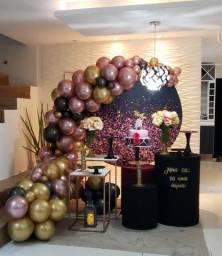 Decoração de festa e eventos