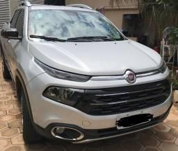 Vendo Fiat Toro Volcano Automática 2018/2019 único dono