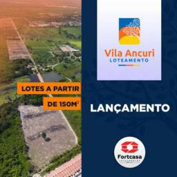 Lotes no Vila Ancuri com parcelas apartir de 208.95