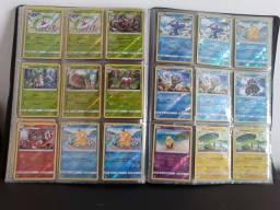 Lote Cards Pokemon TCG - 1000 Cartas Originais