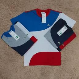 Camisas gola careca no cotton 20$ pra revenda