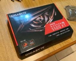 Placa de vídeo Giganyte RX 5500 XT 4GB