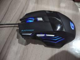 Teclado Fortrek G7 + Mouse Fortrek