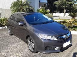 Honda City LX Automático 2017 - Único Dono