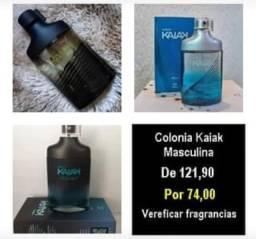 Promocao Perfumes masculinos e Femininos