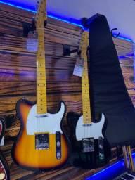 Guitarra tagima Telecaster Tw55 em promoção