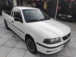 Vw - Saveiro 1.6 - 2000