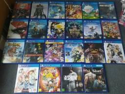 Jogos de Playstation 4 ps4